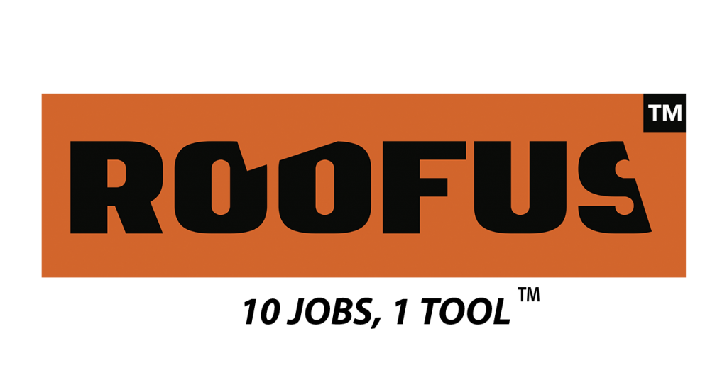 Roofus Tools Logo and registered Trademark